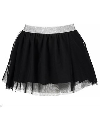 Bampidano kids girls tule skirt with lining