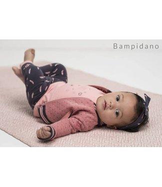 Bampidano baby girls longsleeve plain