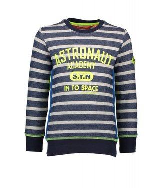 TYGO & Vito sweater stripe astronaut