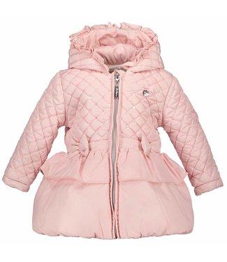 LeChic Baby Girls coat sequins quilt