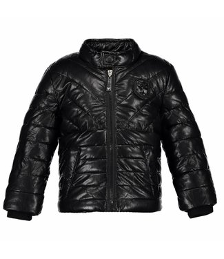 LCee Boys coat fake leather