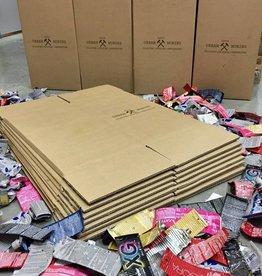 Standaardpakket van 6 verzamelboxen