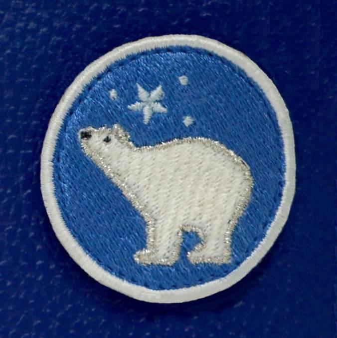 KIDS Case  - Icebear (inkl. Patch  & Gurt)-2
