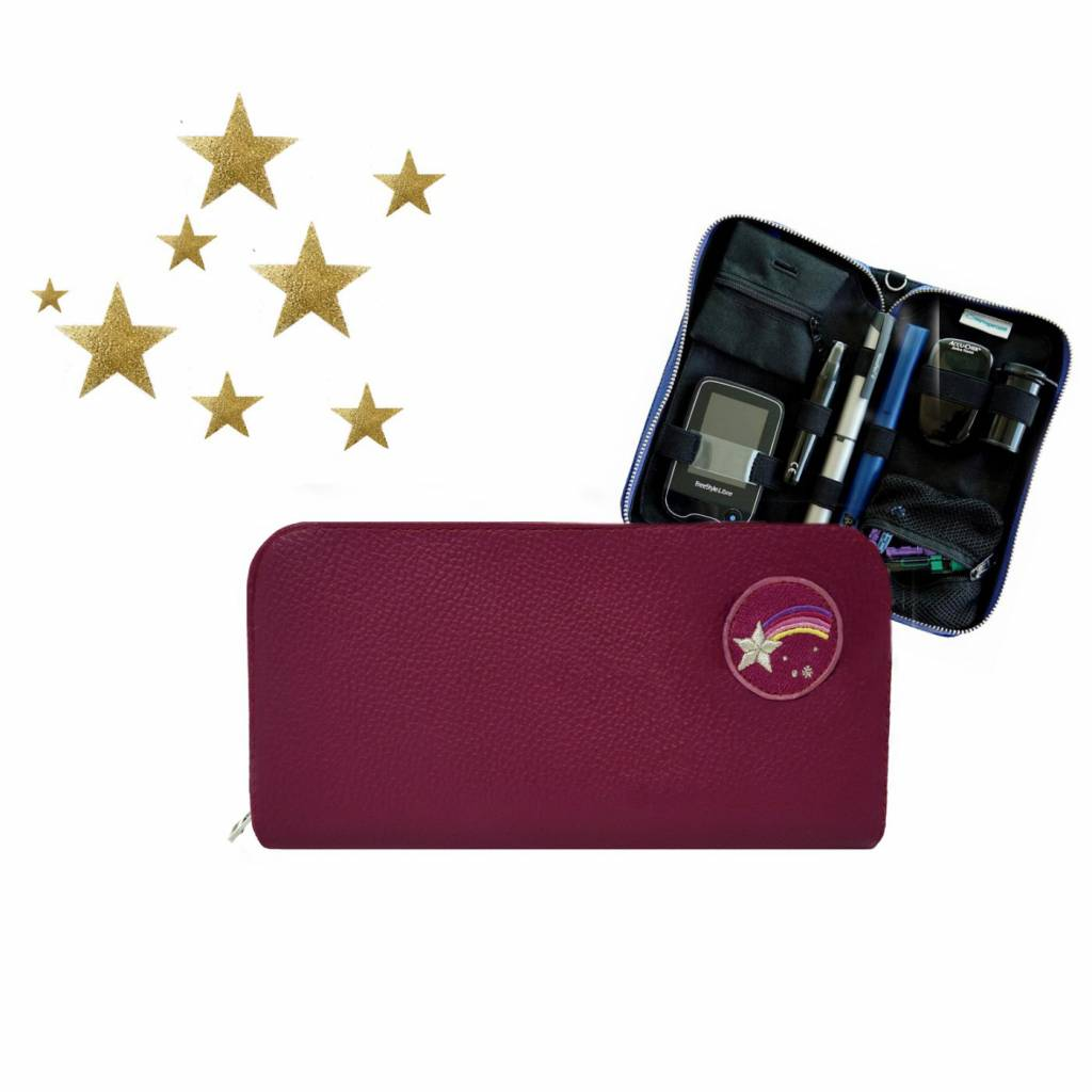 KIDS Case  - Shooting  STAR (Patch & Belt incl.)-1