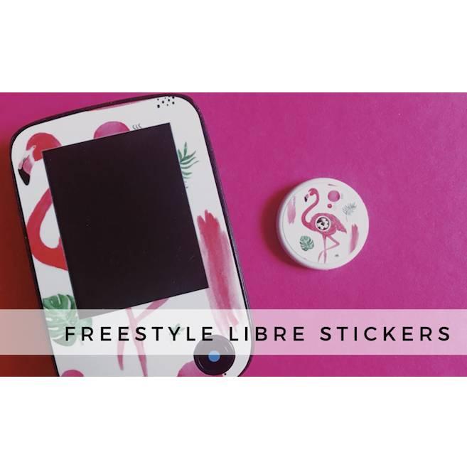FLAMINGO Screen Protector - FreeStyle Libre-3