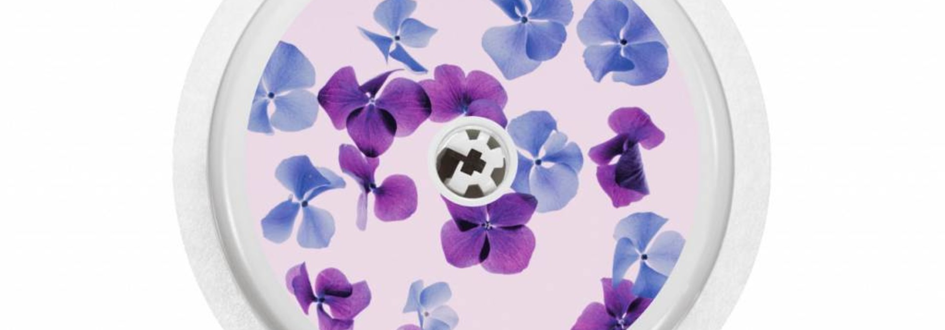 HYDRANGEA SENSOR STICKER - FreeStyle Libre