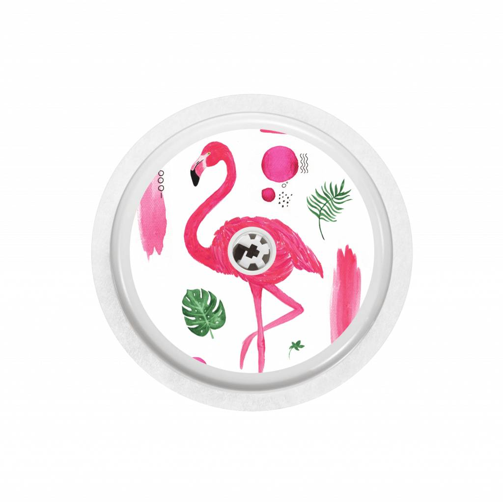 FLAMINGO Sensor Sticker - FreeStyle Libre-1