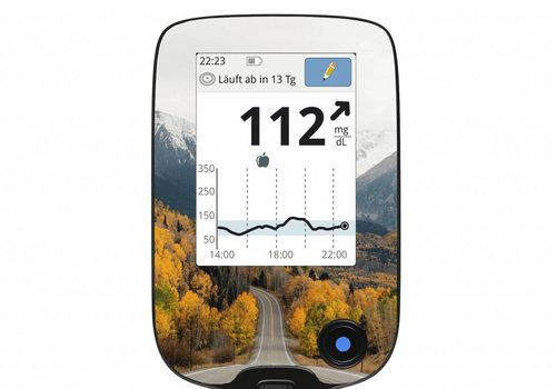 ROAD TRIP Screen Protector - FreeStyle Libre