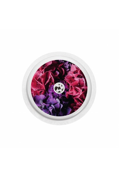 HYDRANGEA BLOSSOMS Sensor Sticker - FreeStyle Libre