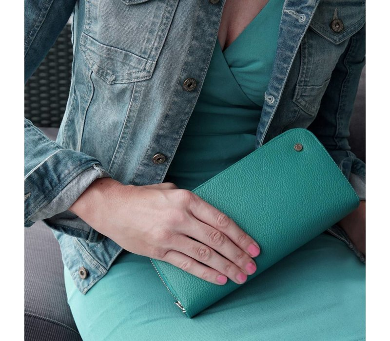 COMBI Turquoise  (COVER & INLAY)