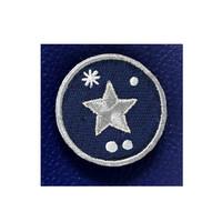 KIDS Case  - Blau STAR (inkl. Patch)