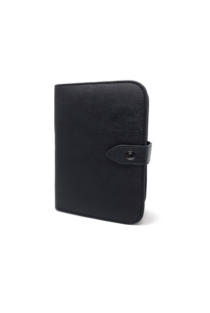 SCOLA Organizer  - MEN EDITION - Nero NEW