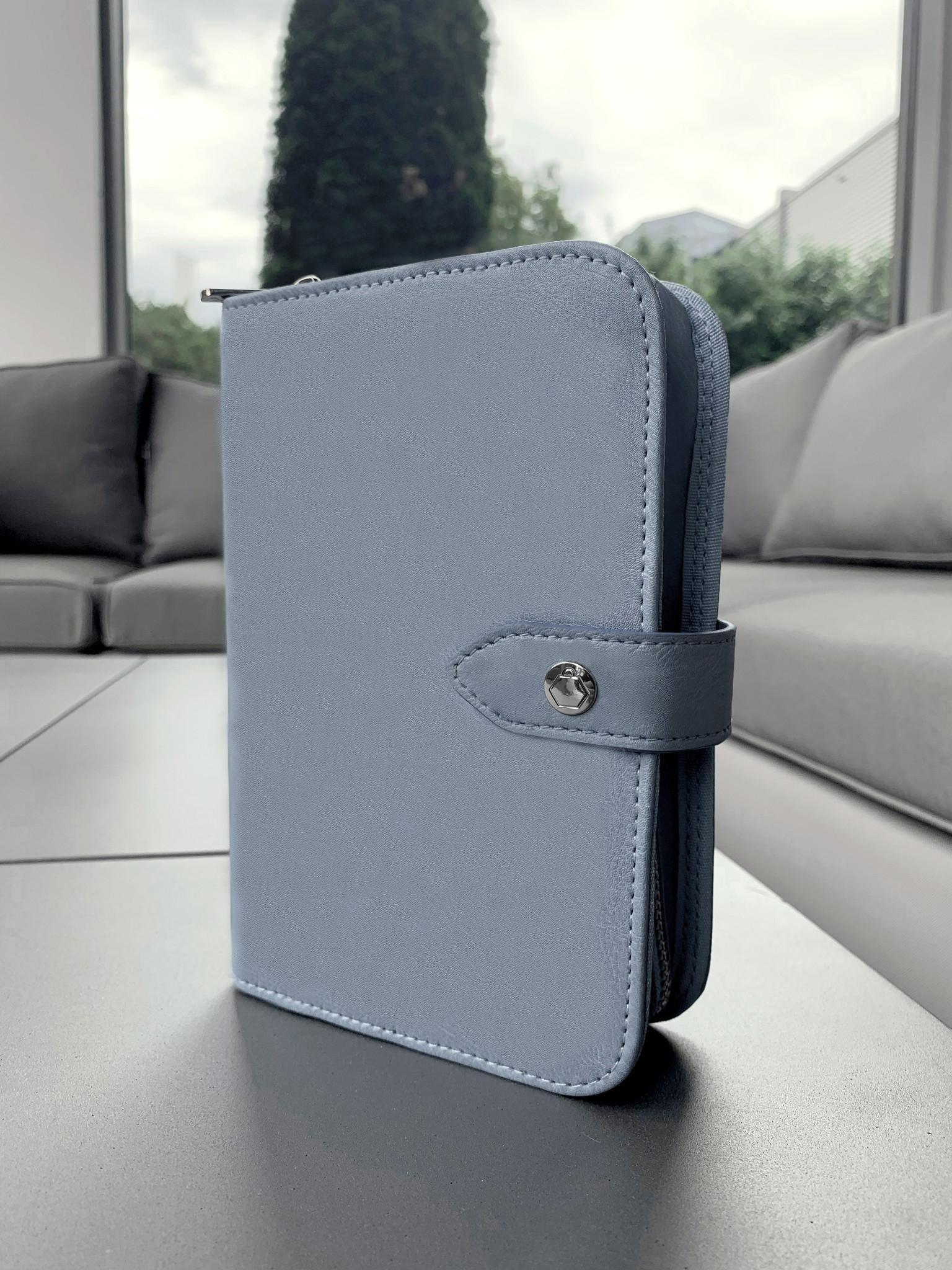 SCOLA Organizer  - Soft Blue PRE-SALE-5