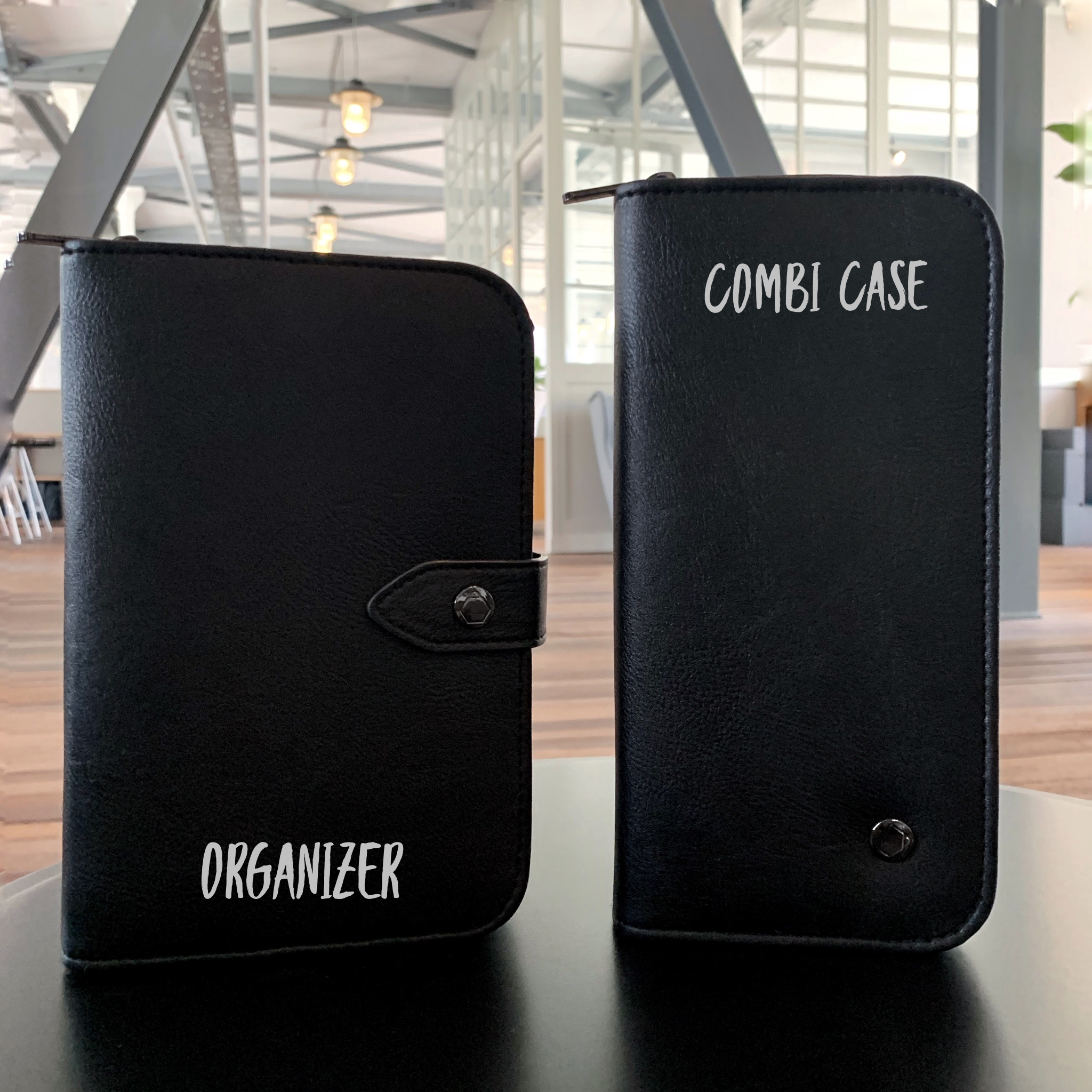 SCOLA Organizer  - Black EDITION-8