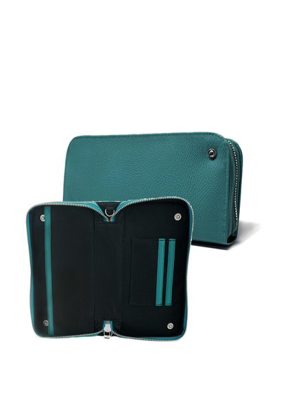COVER ONLY - (COMBI)  Turquoise  incl. Belt