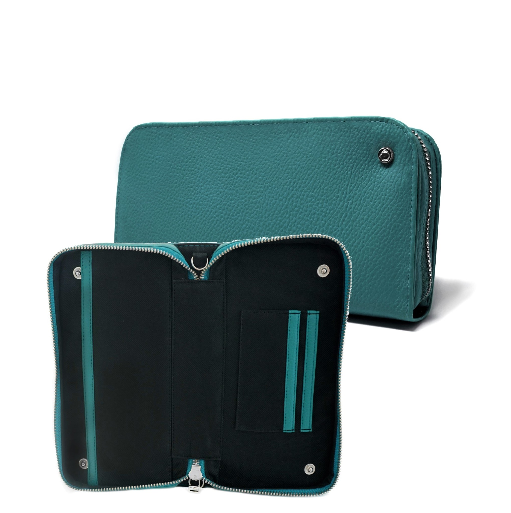 COVER ONLY - (COMBI)  Turquoise  incl. Belt-1
