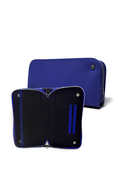 COVER ONLY - (COMBI) Blau  inkl. Gurt