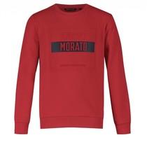 Antony Morato jongens trui red MKFL00211