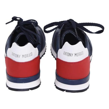 Antony Morato Junior Denim Sneakers