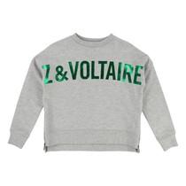 Zadig & voltaire Sweatshirt grey zadig green