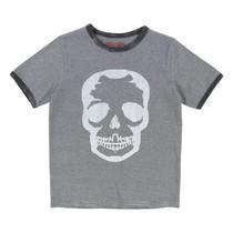 Zadig & voltaire Stripe t-shirt skull zadig