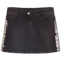 Zadig & voltaire Denim Black Skirt
