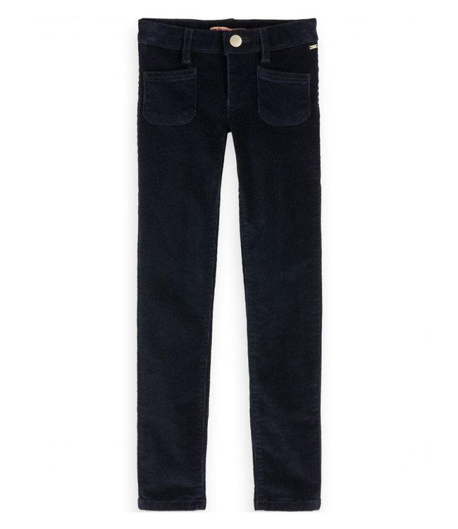Corduroy skinny jeans