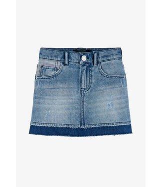 Scotch & Soda Denim Mini Skirt