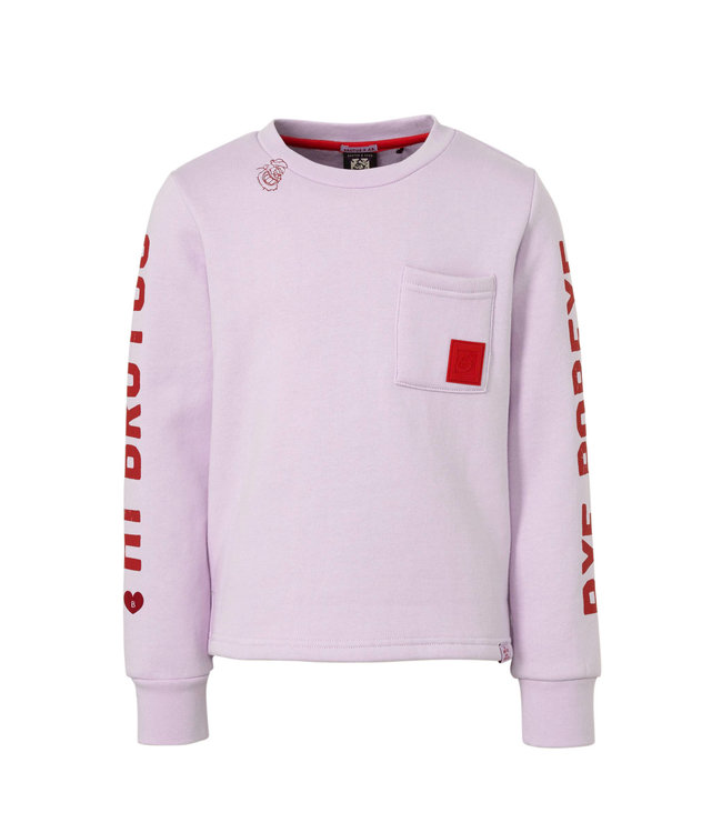 Sweater met artwork Brutus