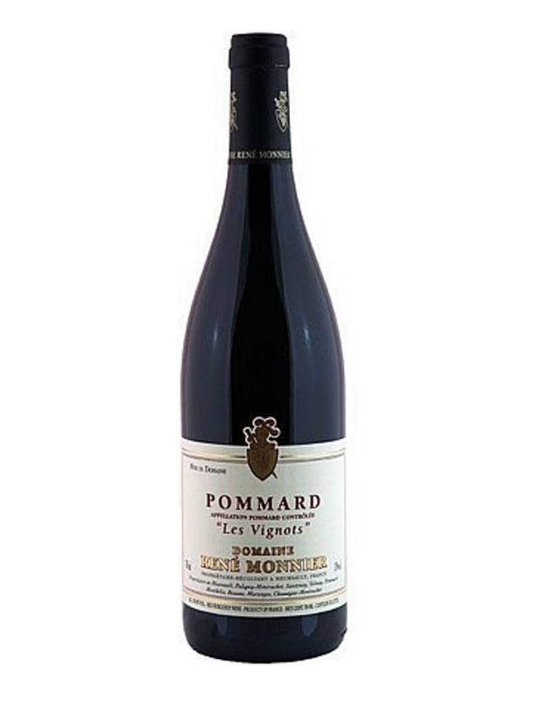 Pommard Les Vignots 2015 - Rene Monnier