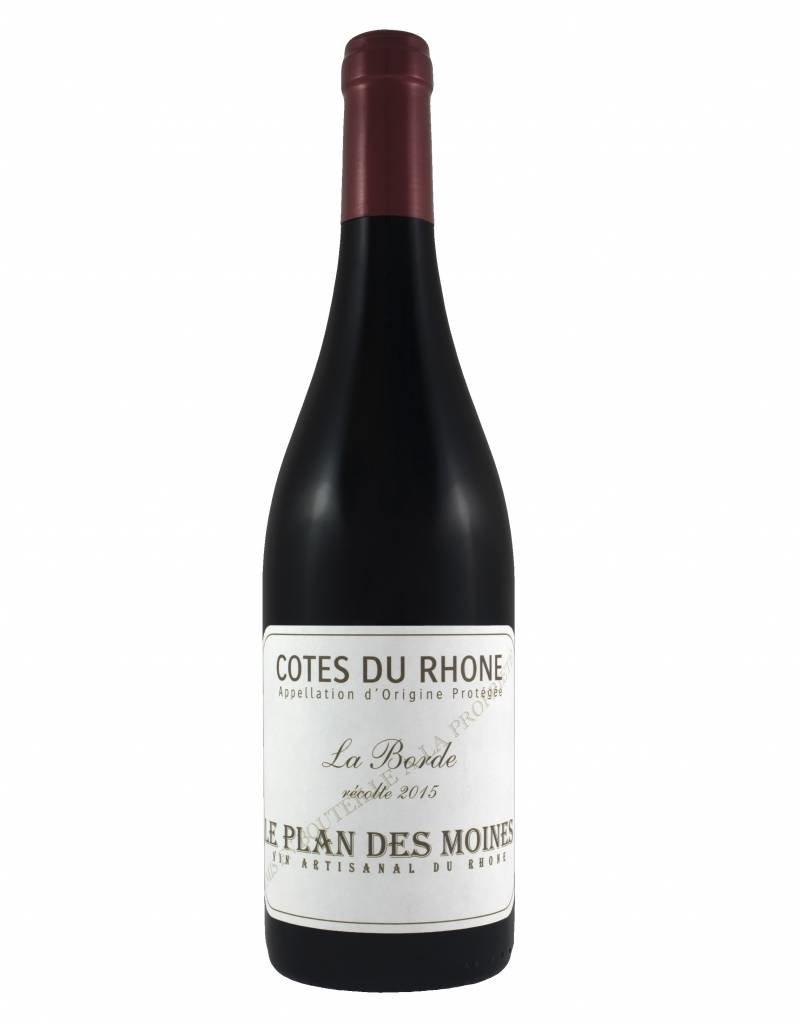Le Plan des Moines Côtes du Rhône 'La Borde'