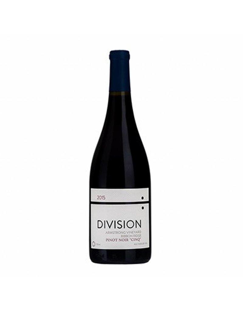 Division Wines Cinq Pinot Noir 2015