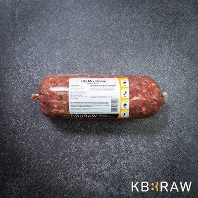 KB RAW - Kiezebrink Paard
