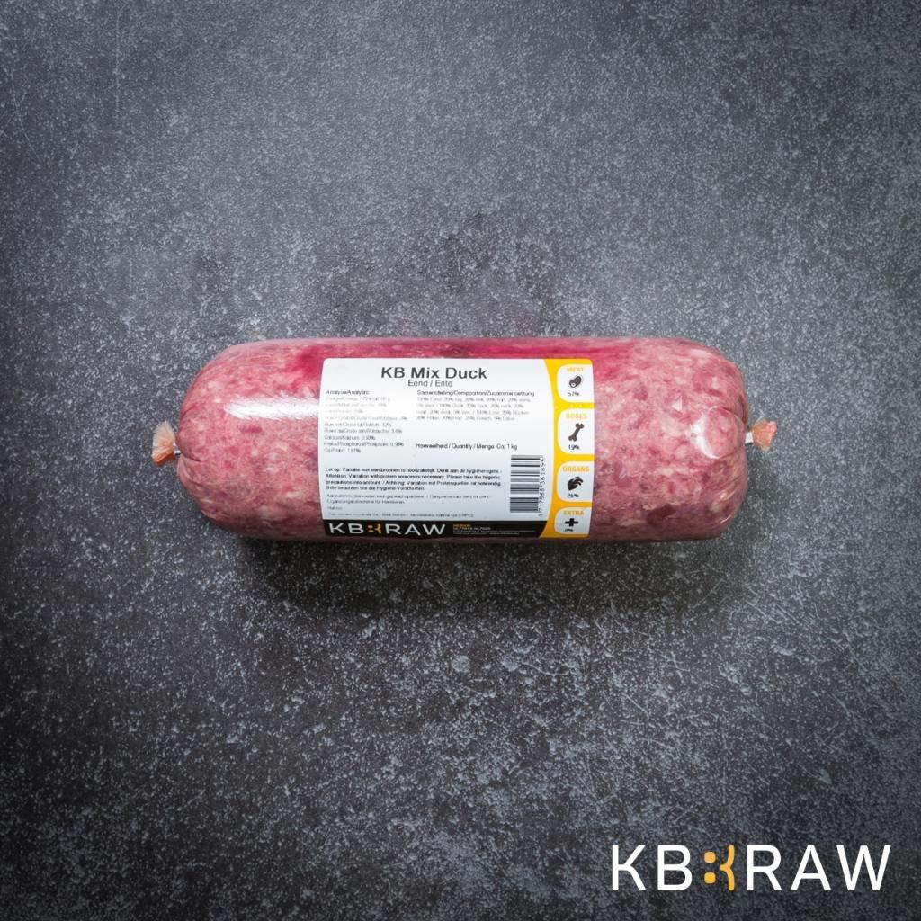 KB RAW - Kiezebrink Eend