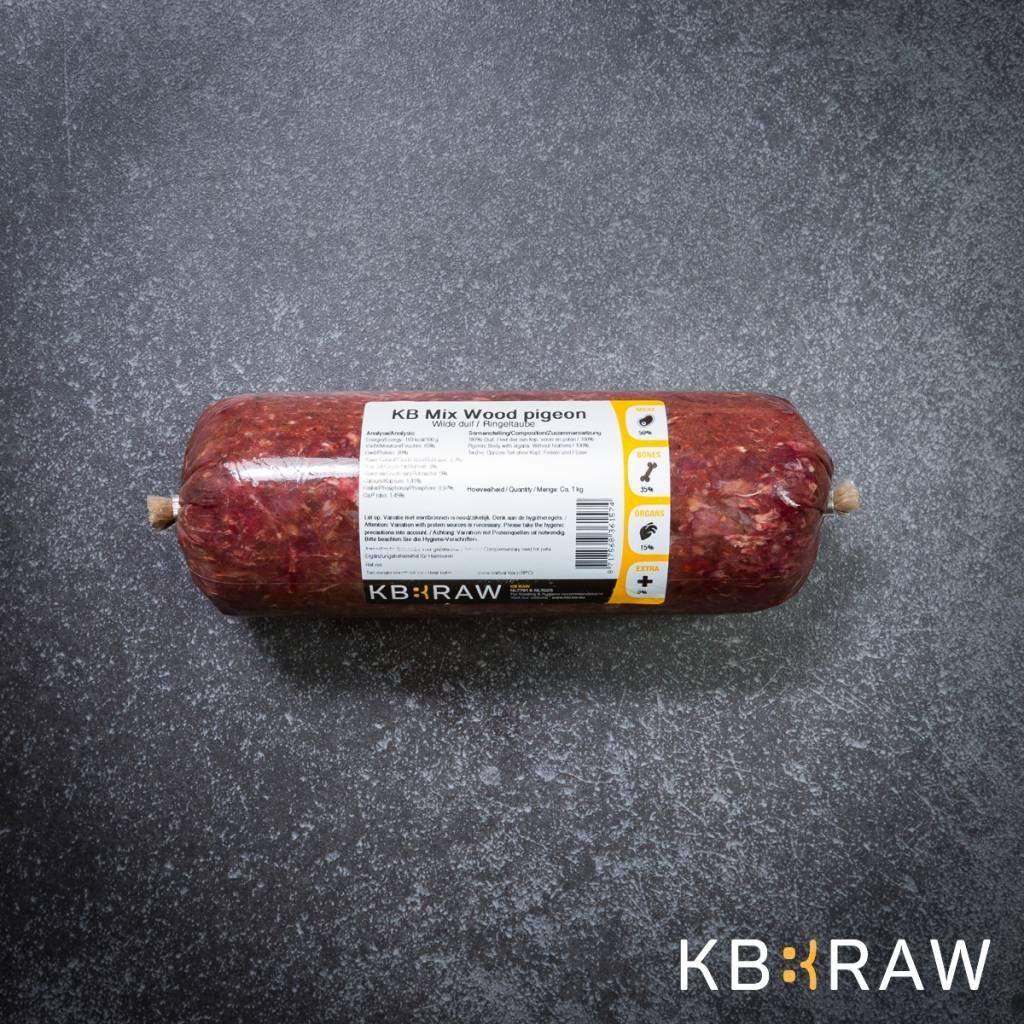 K|B RAW - Kiezebrink Wilde Duif