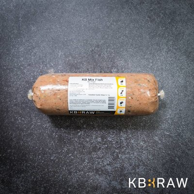 KB RAW - Kiezebrink Vis Mix