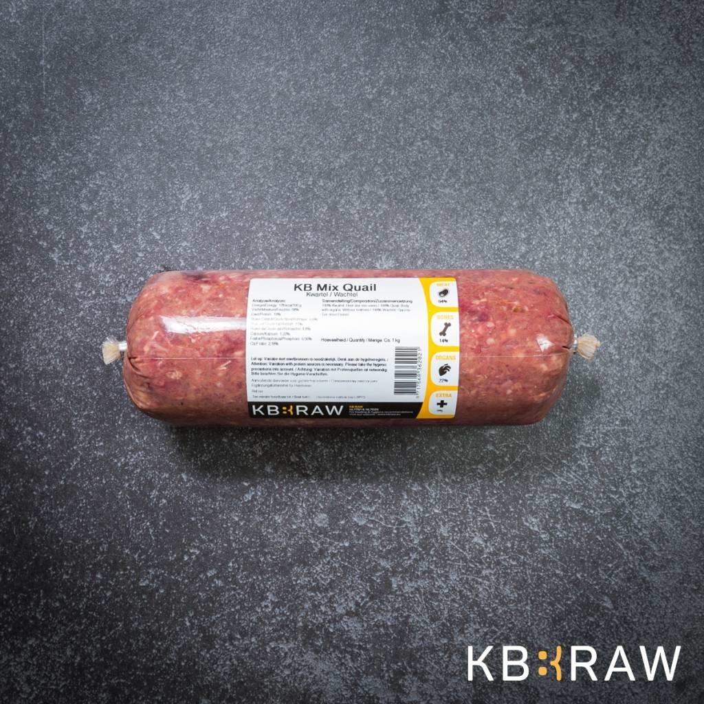 KB RAW - Kiezebrink  Kwartel