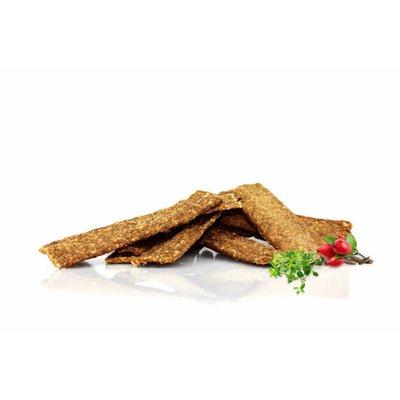 Kalkoen + anti-wormkruiden vleesstrips