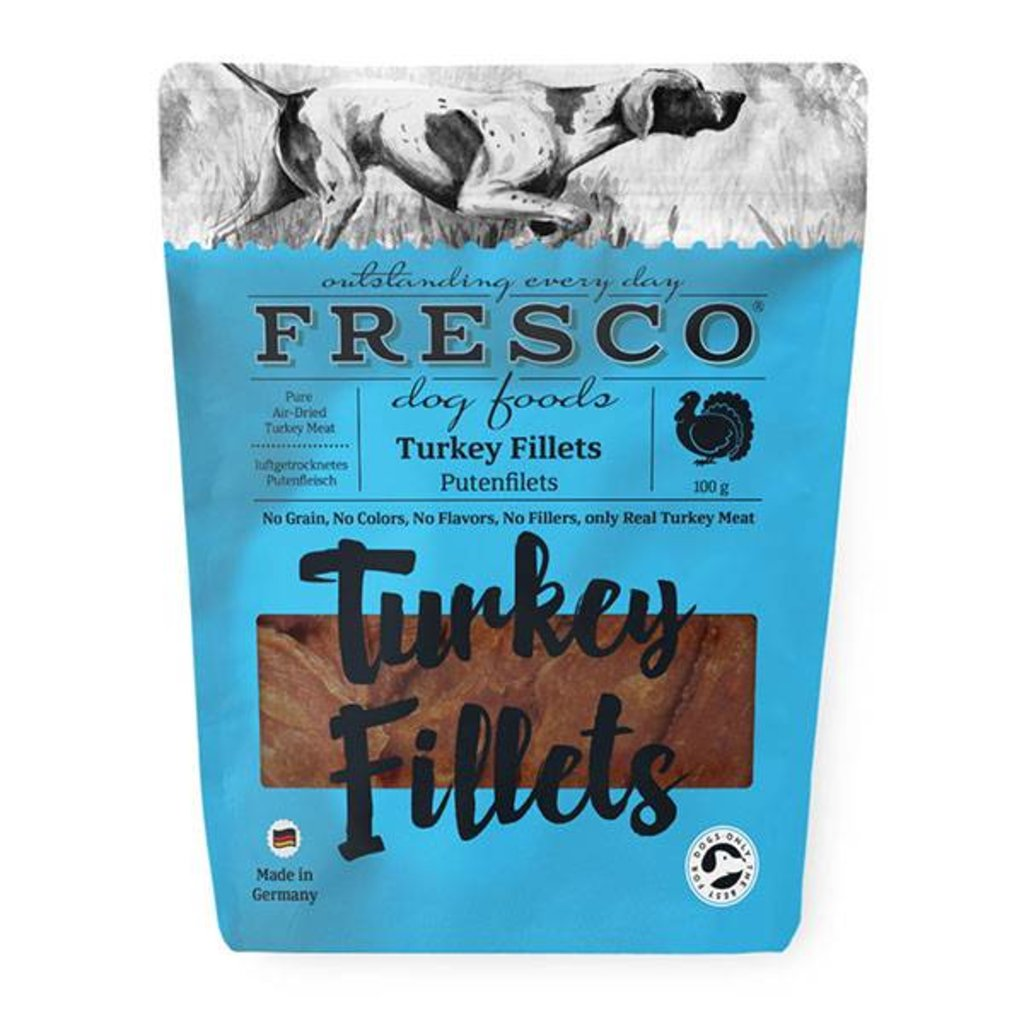 FRESCO Dog Foods  Fillets Kalkoen