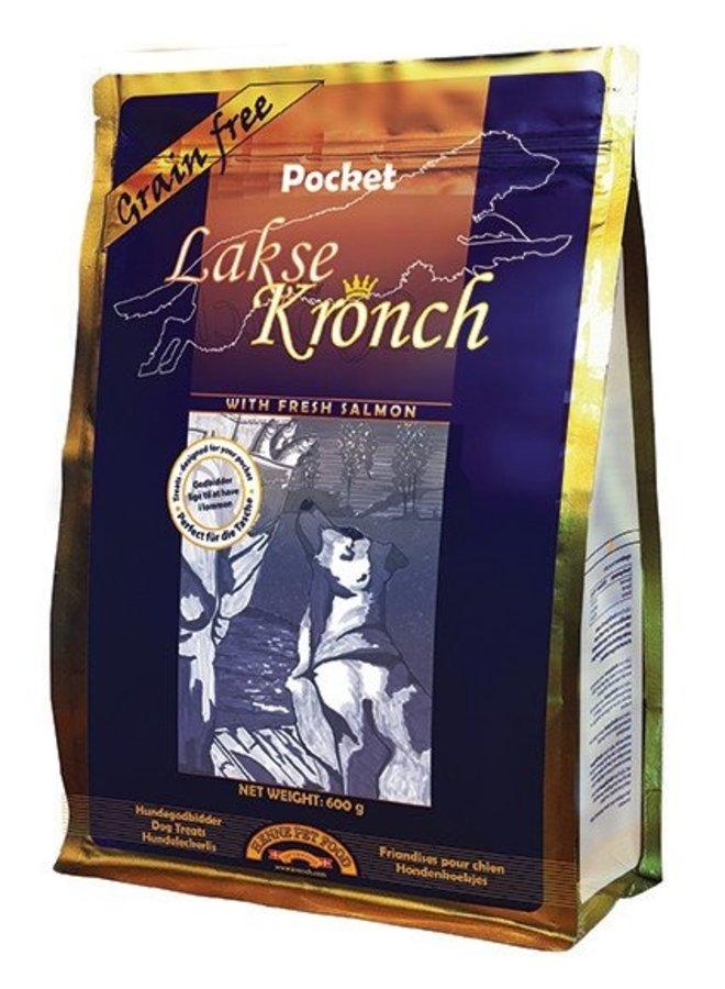 Lakse Kronch  - Viskoekjes 'Pocket'