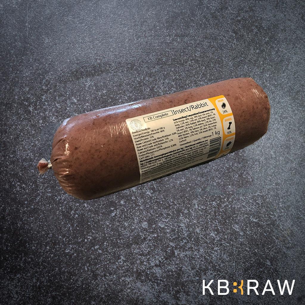 KB RAW - Kiezebrink Insect/ Konijn