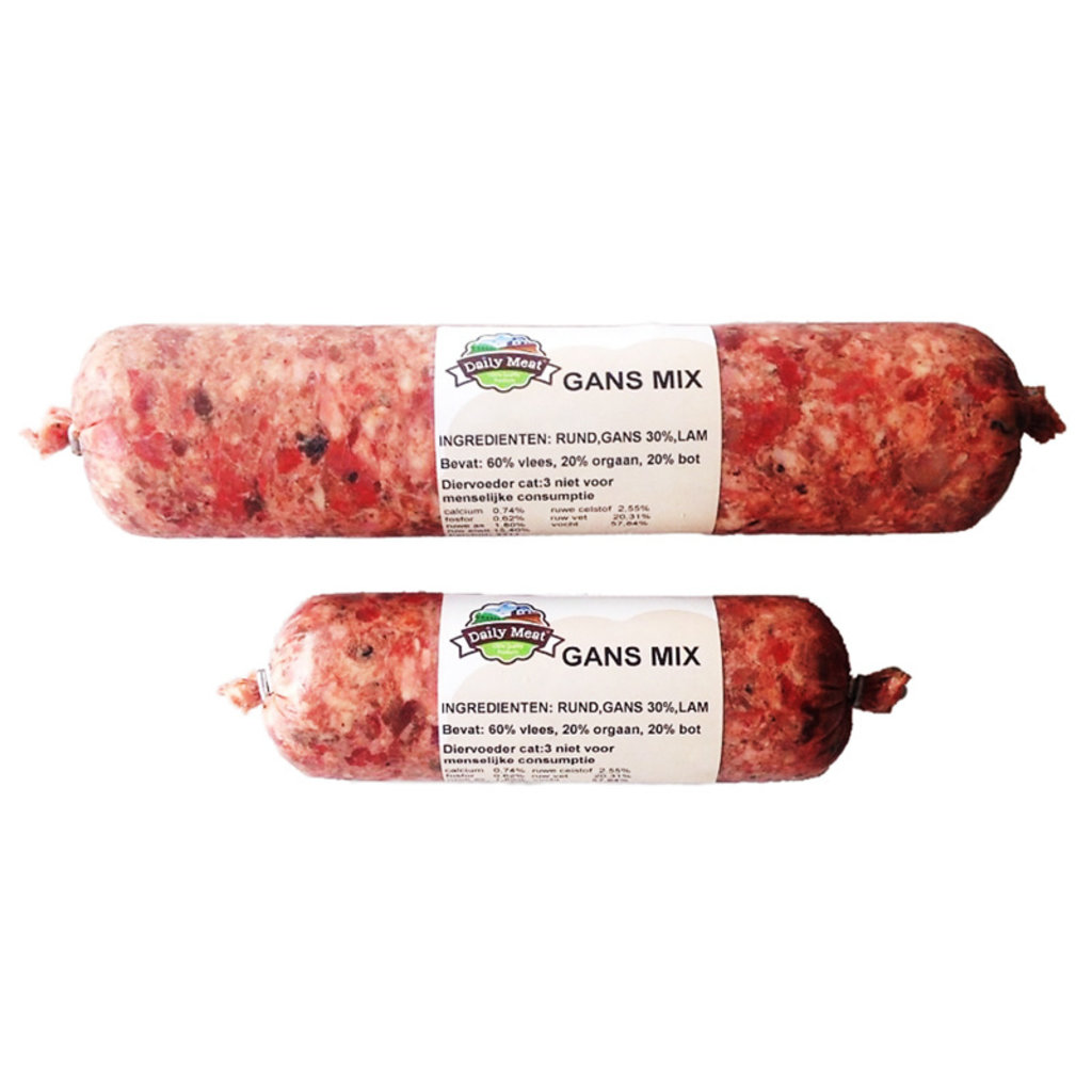 Daily Meat - Gans mix