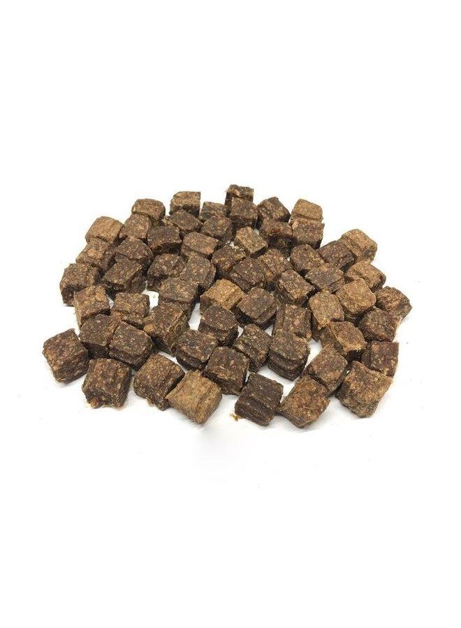 Kip vleesblokjes 'mini'
