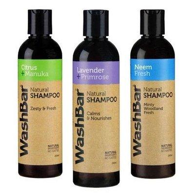 WashBar Shampoo
