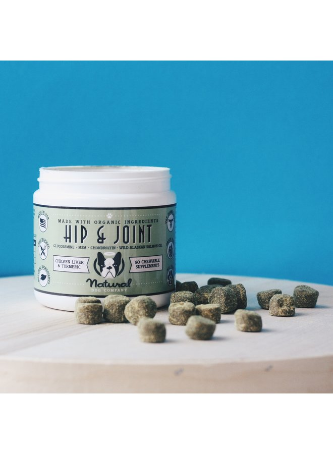 - Hip & Joint