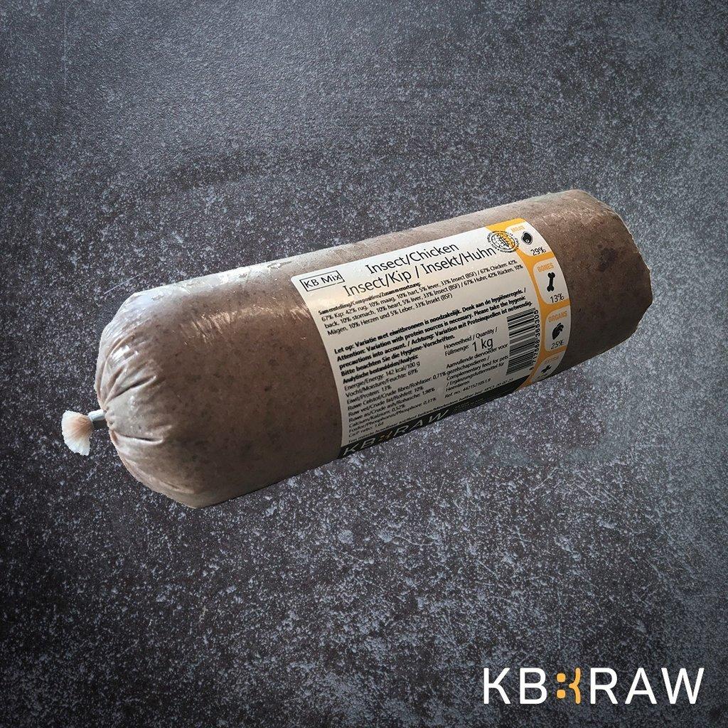 KB RAW - Kiezebrink Insect - Kip