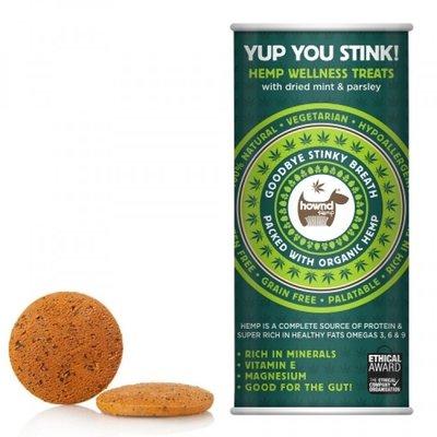 Hownd WELNESS TREATS - Yup You Stink!