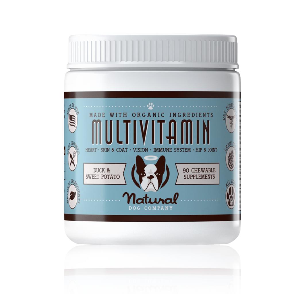 Natural Dog Company - Multivitamine