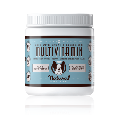 Natural Dog Company - Multivitamine