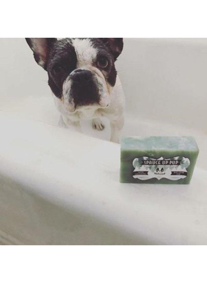 Spruce Up Pup Shampoo Bar